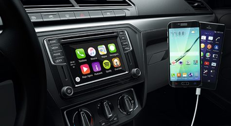 Volkswagen Gol Trend Tablero Multimedia
