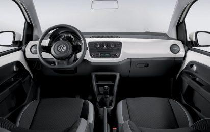 Dietrich Volkswagen Up! Interior