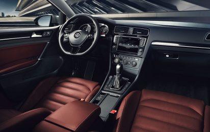 Dietrich VW Volkswagen Golf Variant Interior