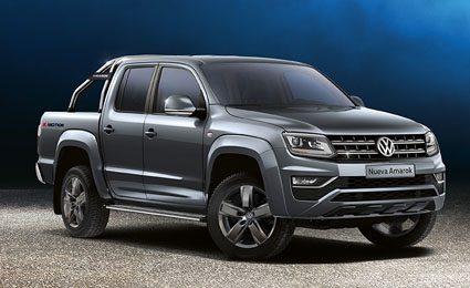 Dietrich VW Nueva Amarok