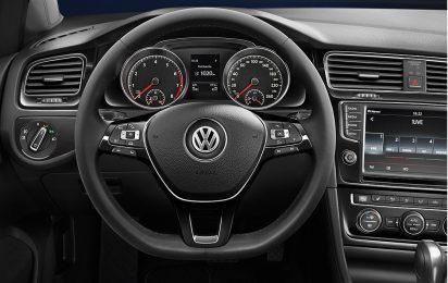 Dietrich VW Golf Multimedia Tecnologia