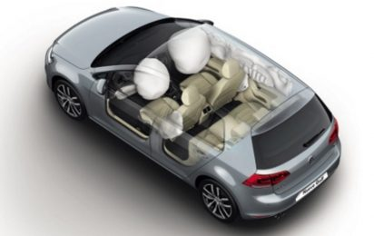 Dietrich VW Golf Seguridad