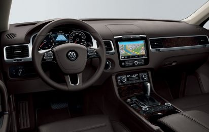 Dietrich VW Volkswagen Touareg Interior