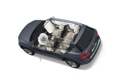Dietrich VW Volkswagen Touareg Seguridad