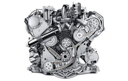 Dietrich VW Volkswagen Touareg Motor