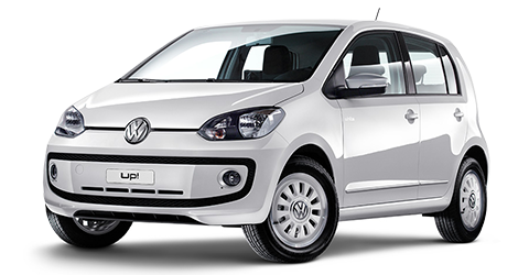 volkswagen vw up! adjudicado