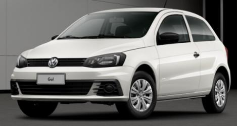 VW Volkswagen Gol Trend 3 puertas