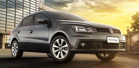 VW Volkswagen Voyage